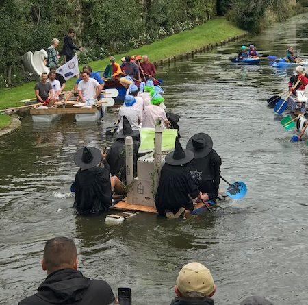 Wells Moat Boat Races